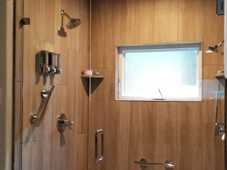 Frameless Shower 20 Southgate Glass